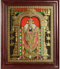 Tirupathi Balaji Tanjore Paintings