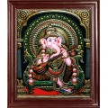 Ganesh Ji Tanjore Paintings