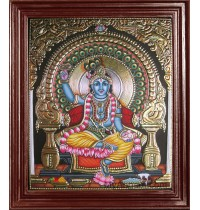 Krishna Tanjore Paintings
