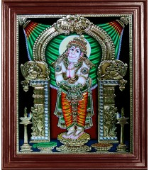 Hanuman Tanjore Paintings