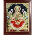 Laxmi Tanjore Paintings