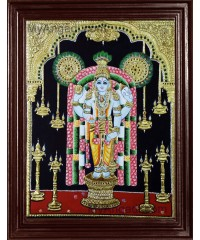 Guruvayoorappan Tanjore Paintings