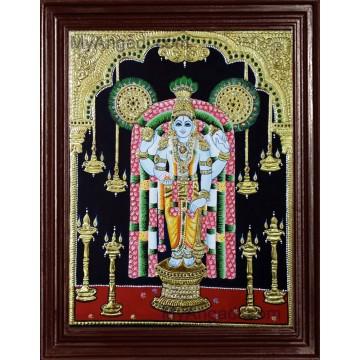 Guruvayoorappan Tanjore Paintings