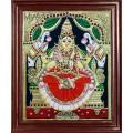 Lakshmi Tanjore Paintings