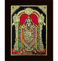 Balaji Small Tanjore Painting