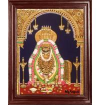Arunachaleswarar Annamalaiyar Tanjore Painting