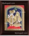 North Indian Krishna Radha