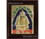 Pillaiyarpatti Ganesha Tanjore Painting, Ganesha Tanjore Painting
