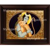 Rama Hanuman Tanjore Painting, Ramar Tanjore Painting