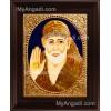 Shirdi Sai Baba Tanjore Painting, Saint Tanjore Painting